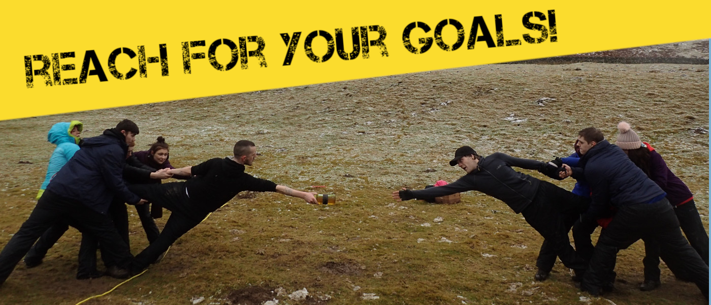 reach for your goals