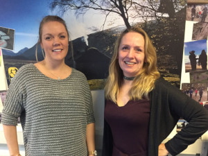 Meet some of the new Fundraising Team