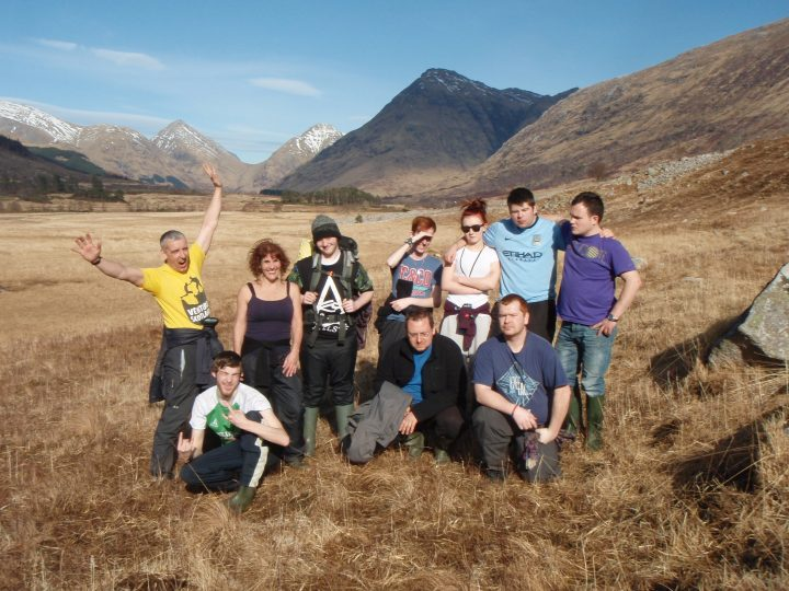 Can you help us pull together Venture Scotland's history?